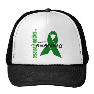 Environmental Awareness Hats