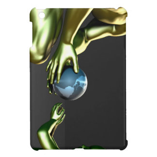 Environmental Friendly Awareness for Children iPad Mini Covers