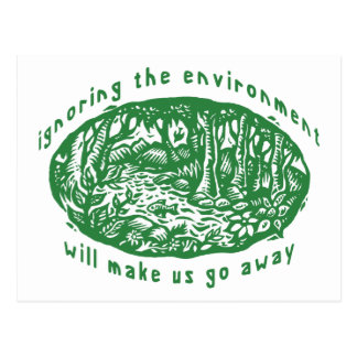 Environmental Gift Post Cards