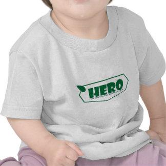 Environmental hero shirt