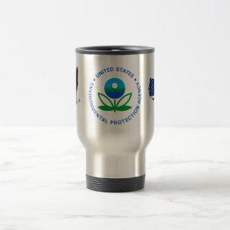 Environmental Protection Agency Travel Mug