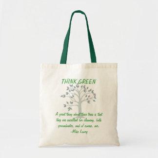 Environmental Toteo Budget Tote Bag