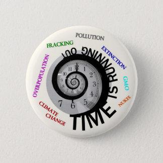 Environmentalism 6 Cm Round Badge