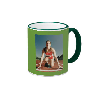 ENVISION YOUR GOAL RINGER COFFEE MUG