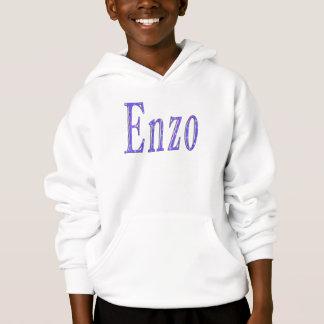 Enzo, Name, logo,