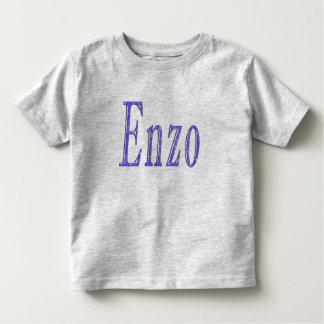 Enzo, Name, logo, Toddler T-Shirt