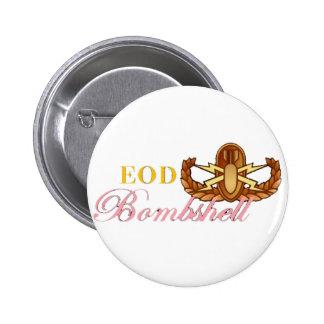 EOD Bombshell Buttons