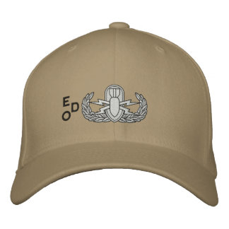 EOD EMBROIDERED HATS
