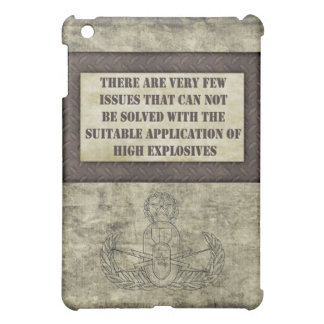 EOD high explosives iPad iPad Mini Case