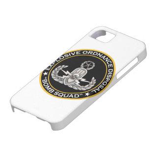 EOD Master Bomb Squad iPhone 5 Cases