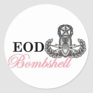 eod master bombshell round sticker