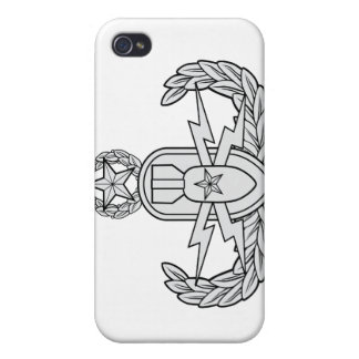 EOD Master Cases For iPhone 4