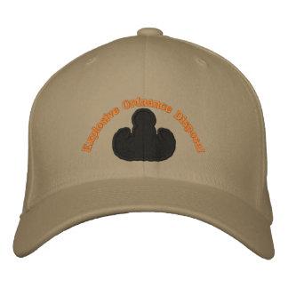 EOD Master outline Embroidered Baseball Cap