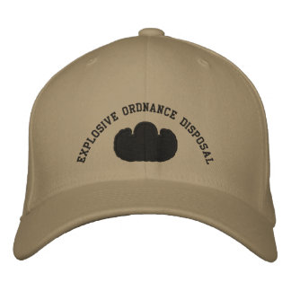 EOD outline Baseball Cap