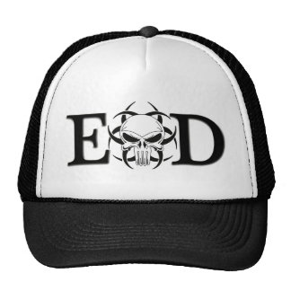 EOD skull Cap
