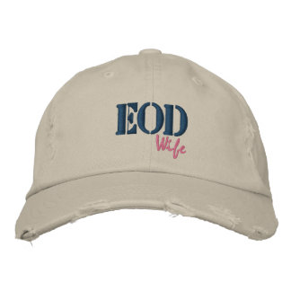 EOD, Wife Embroidered Hat