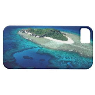Eori Island, Mamanuca Islands, Fiji - aerial iPhone 5 Cover