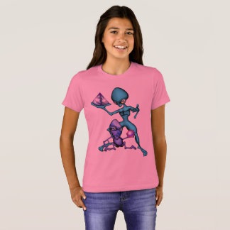 Eos and Orbodi from Align Star Surfers Anime T-Shirt