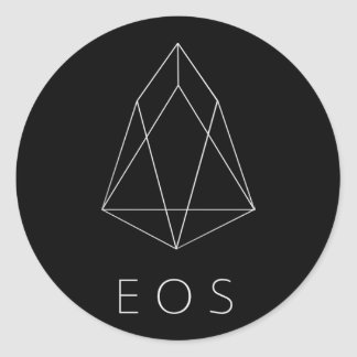 EOS Classic Dark Title Stickers (sheet of 20)