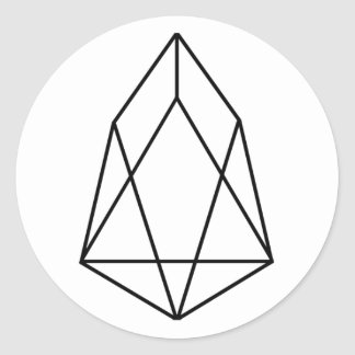 EOS Classic Stickers (sheet of 20)