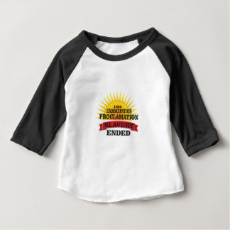 ep ended slavery baby T-Shirt