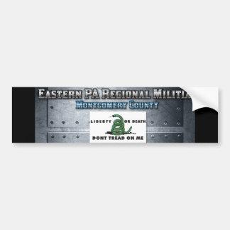 EPARM-Montco Bumper Sticker