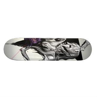 Ephemeros #01 skateboard deck