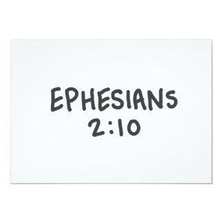 Ephesians 2:10 card