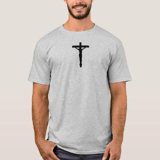 Ephesians 2:8 Christ on the Cross Mens T-Shirt