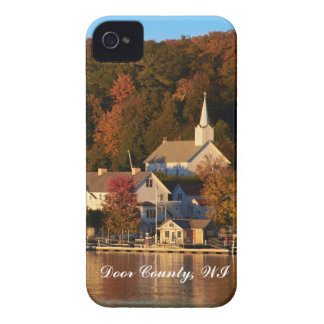 Ephraim, Wisconsin at Sunset Case-Mate iPhone 4 Case