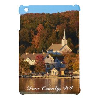 Ephraim, Wisconsin at Sunset iPad Mini Covers