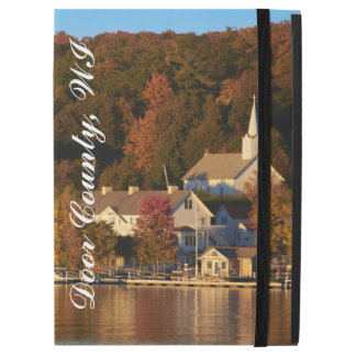 Ephraim, Wisconsin at Sunset iPad Pro Case