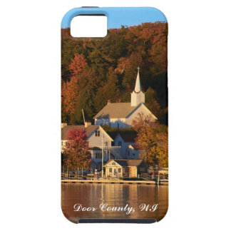 Ephraim, Wisconsin at Sunset Tough iPhone 5 Case