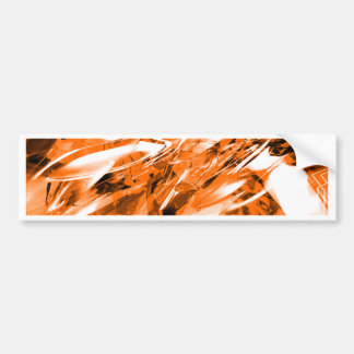 EPIC ABSTRACT d10s3 Bumper Sticker
