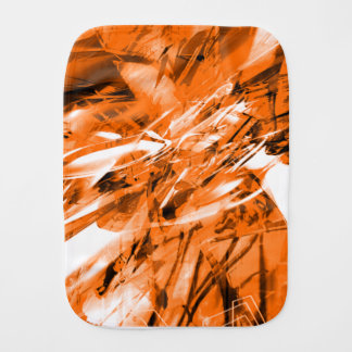 EPIC ABSTRACT d10s3 Burp Cloth