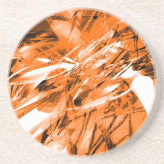 EPIC ABSTRACT d10s3 Coaster
