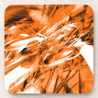 EPIC ABSTRACT d10s3 Drink Coaster