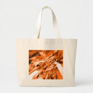 EPIC ABSTRACT d10s3 Large Tote Bag