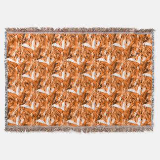 EPIC ABSTRACT d10s3 Throw Blanket