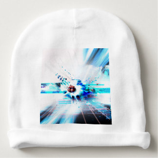 EPIC ABSTRACT d1s3 Baby Beanie