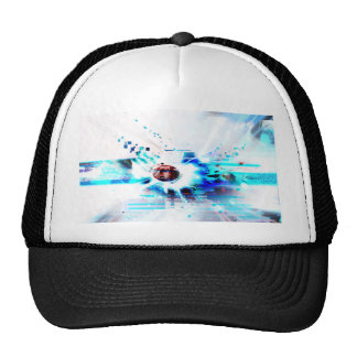 EPIC ABSTRACT d1s3 Cap