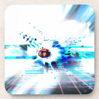 EPIC ABSTRACT d1s3 Coasters