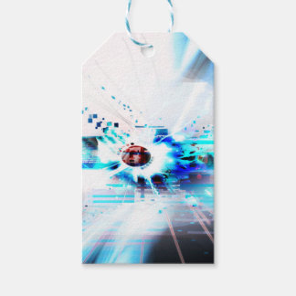 EPIC ABSTRACT d1s3 Gift Tags