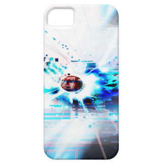 EPIC ABSTRACT d1s3 iPhone 5 Cases