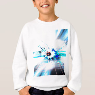 EPIC ABSTRACT d1s3 Sweatshirt