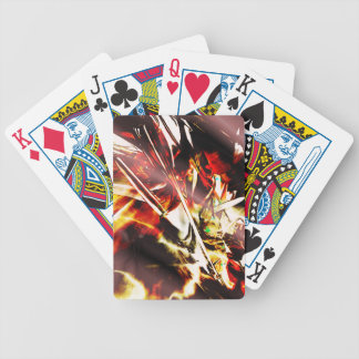 EPIC ABSTRACT d3s3 Bicycle Playing Cards