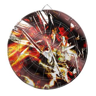 EPIC ABSTRACT d3s3 Dartboard