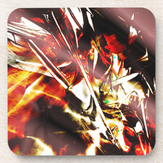 EPIC ABSTRACT d3s3 Drink Coasters