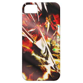 EPIC ABSTRACT d3s3 iPhone 5 Cover