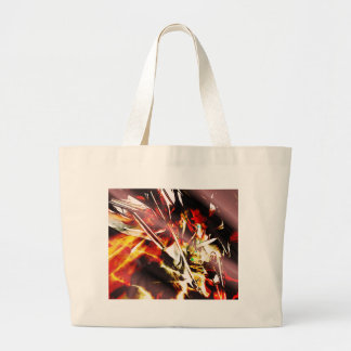 EPIC ABSTRACT d3s3 Large Tote Bag